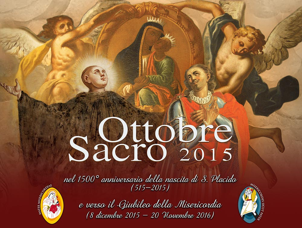 """""""Ottobre Sacro 2015"""". Il programma delle celebrazioni patronali"""