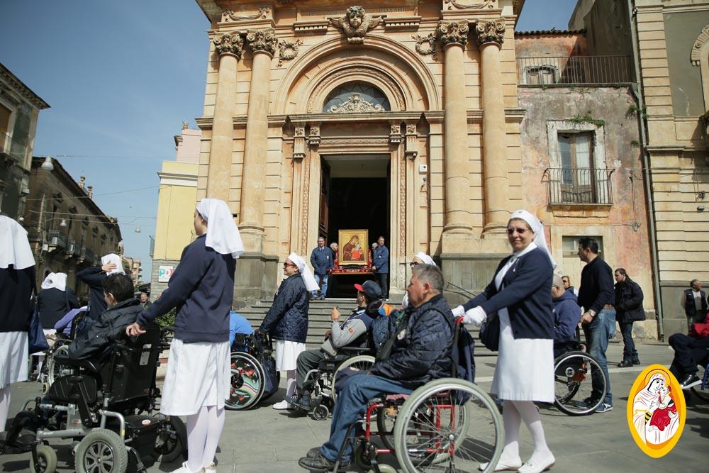 Il Pellegrinaggio diocesano dell'UNITALSI: La Misericordia vissuta