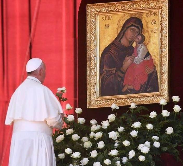 1° Anniversario della traslazione in Vaticano dell'Icona della Madonna dell'Elemosina