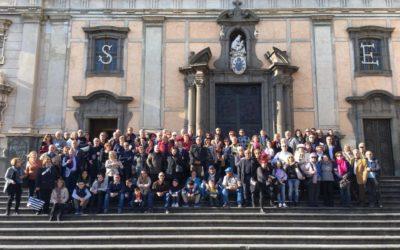 """Cral Telecom – Sicilia"" in visita al Santuario della Madonna dell'Elemosina"