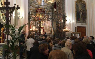 """Pellegrinaggio messinese in Santuario e """"Ciciliu"""" della solidarietà"""
