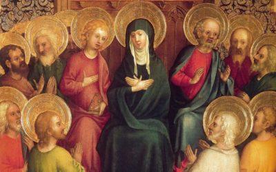 Con Maria in attesa dello Spirito