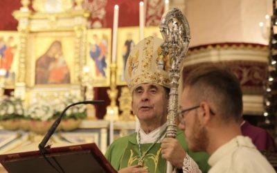 Monsignor Mario Delpini nuovo Arcivescovo di Milano – gli auguri dalla Basilica Santuario di Biancavilla