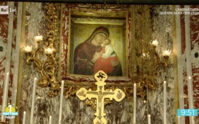 |VIDEO| L'Icona della Madonna dell'Elemosina su Rai1