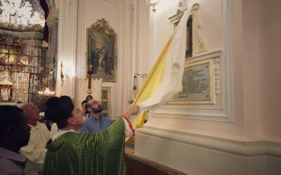 1º anniversario dell'Icona della Madonna dell'Elemosina a Roma