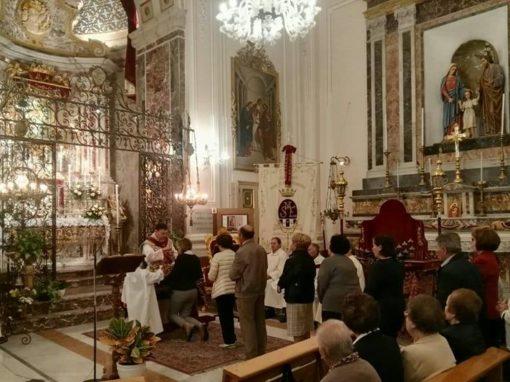 Ricorrenza liturgica di S. Maria dell'Elemosina