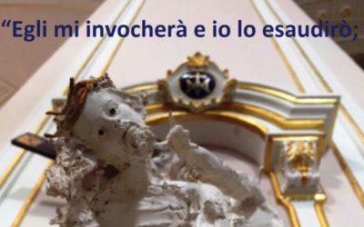 Gesù, tentato da satana, è servito dagli angeli