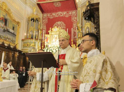 Pontificale del Patrocinio di Maria SS. dell'Elemosina