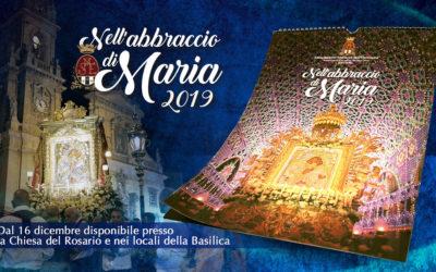 365 GIORNI 'NELL'ABBRACCIO DI MARIA': Il Calendario del Santuario 2019