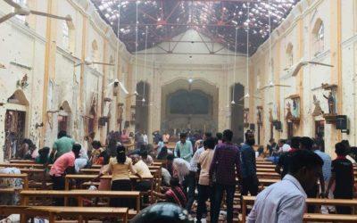 SRI LANKA: CRISTIANI TRUCIDATI NEL GIORNO DI PASQUA