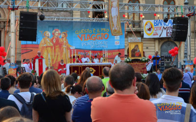  FOTO e VIDEO  Pentecoste dei Giovani a Biancavilla