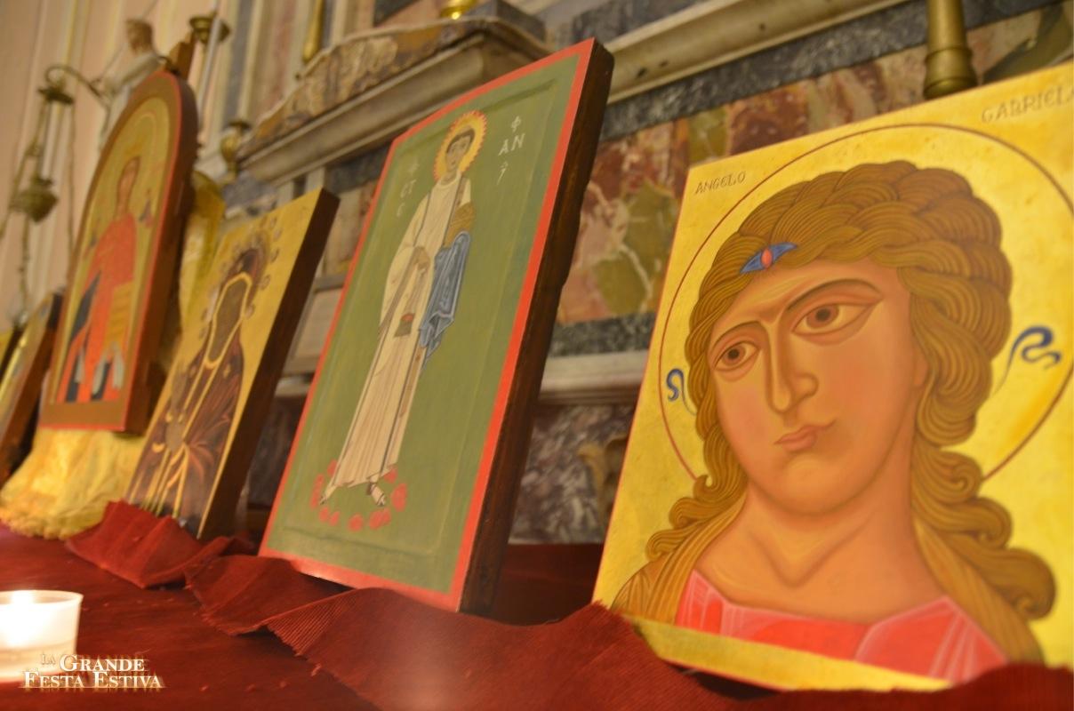 Mostra di icone bizantine