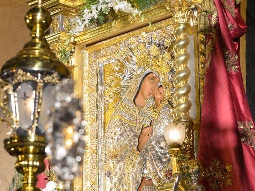 Spiritualità, musica e bellezza per celebrare la Madonna dell'Elemosina