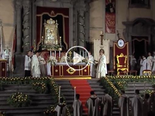 Celebrazione Eucaristica Pontificale – Video