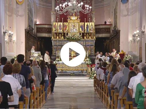 Santa Messa in diretta nazionale su Rete 4