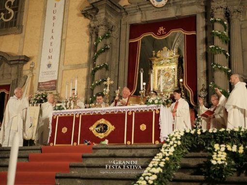 Solennità di Maria SS. dell'Elemosina – Pontificale