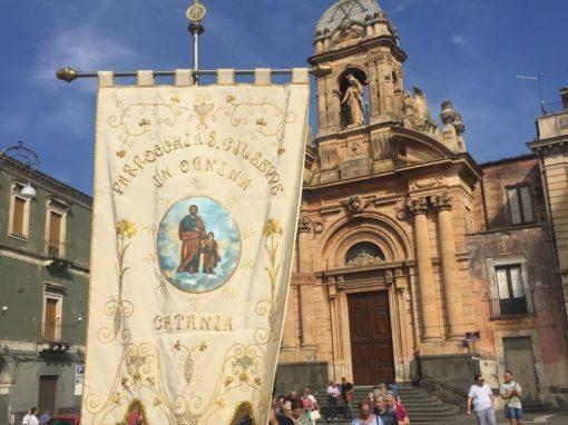 """Pellegrinaggio della Comunità parrocchiale """"S. Giuseppe"""" in Ognina"""