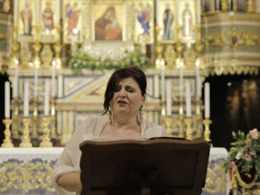 """""""Alla Tuttasanta Madre di Dio"""": omaggio devozionale alla Madre di Dio Elusa del soprano greco Dimitra Theodossiou"""