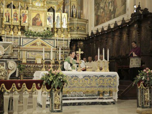 Celebrazione Eucaristica presieduta dal Rev.do Don Gianluca Belfiore