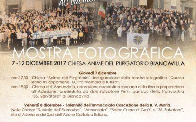 L'AZIONE CATTOLICA DI BIANCAVILLA TRA MEMORIA E FUTURO, a 150 anni dalla nascita