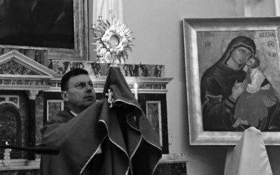 Conclusione del 70° dell'Incoronazione della Madonna dell'Elemosina.