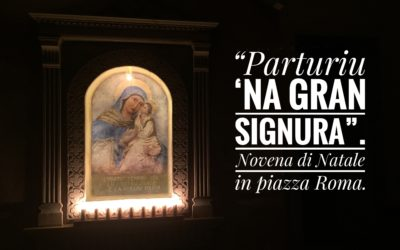 """Parturiu 'na gran Signura"". Natale di tradizione ed aggregazione in piazza Roma."