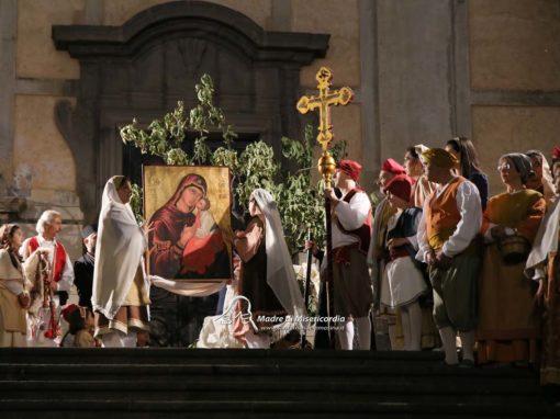 Rievocazione storica dell'arrivo dei Padri albanesi e fondazione di Biancavilla