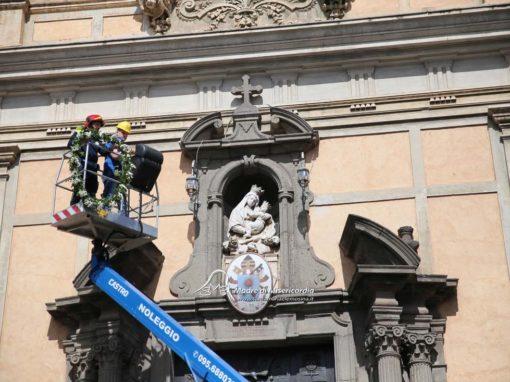 Festa delle Associazioni di volontariato e omaggio floreale al simulacro di Maria SS. dell'Elemosina