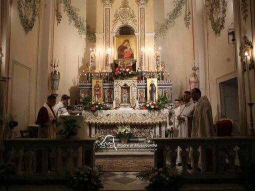 Celebrazione dei Primi Vespri solenni di S. Maria dell'Elemosina