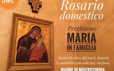 MILLE 'AVE MARIA' ALLA MADONNA DELL'ELEMOSINA