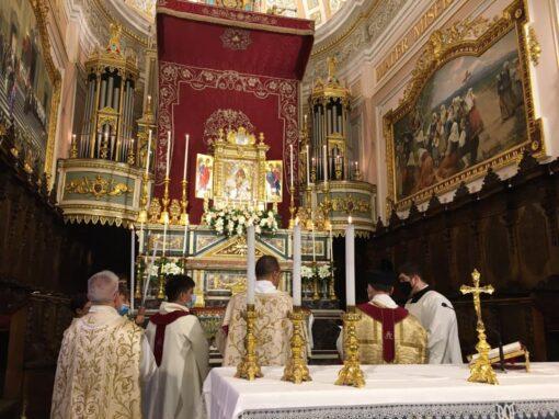 72º anniversario dell'Incoronazione della Madonna dell'Elemosina