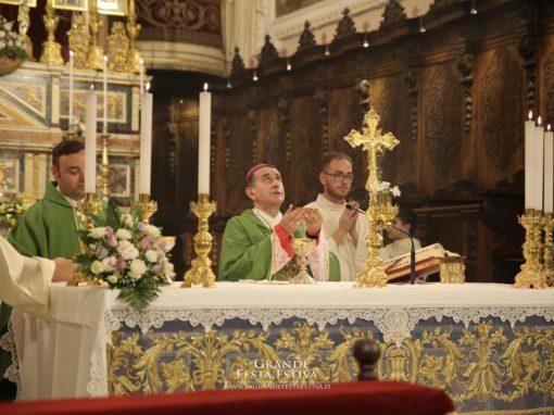 Celebrazione eucaristica presieduta da S. E. Mons. Mario Enrico Delpini, Vicario Generale dell'Arcidiocesi Metropolitana di Milano