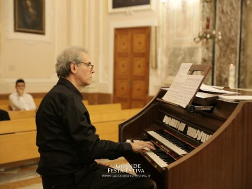 Concerto d'organo in onore della Madonna dell'Elemosina