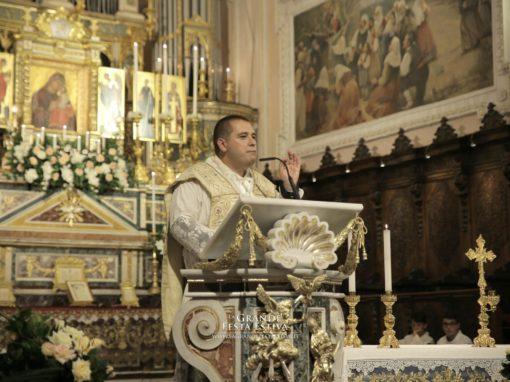 Celebrazione Eucaristica presieduta da Don Francesco Di Stefano
