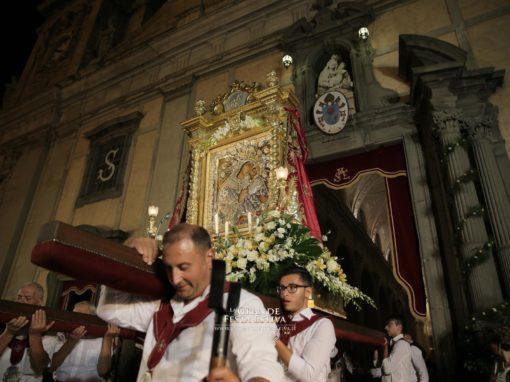 Processione dell'Icona di Maria SS. dell'Elemosina