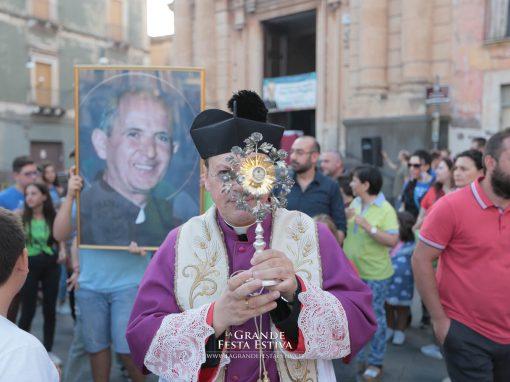 Giornata di preghiera per Santità dei Giovani – Accoglienza delle Reliquie del Beato Pino Puglisi