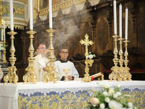 Solennità di Maria SS. dell'Elemosina – Celebrazione Eucaristica