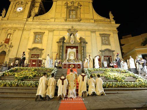 Celebrazione Eucaristica Pontificale presieduta da S. E. Rev.ma Mons. Giuseppe Sciacca