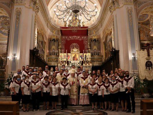 Giornata dell'Associazione Maria SS. dell'Elemosina