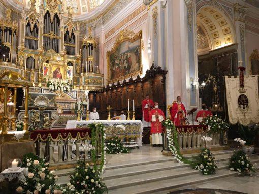 Visita straordinaria della Reliquia del Beato Gabriele Maria Allegra